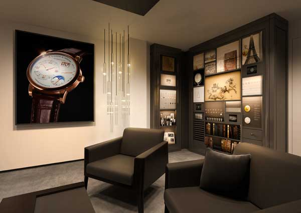 A. Lange & Söhne Boutique London