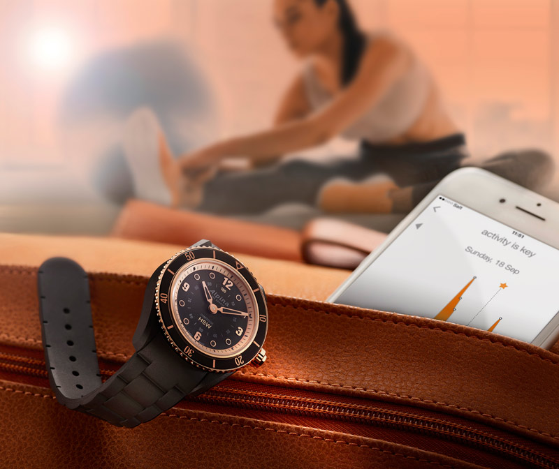 Aletta Stas on connected watches for women
