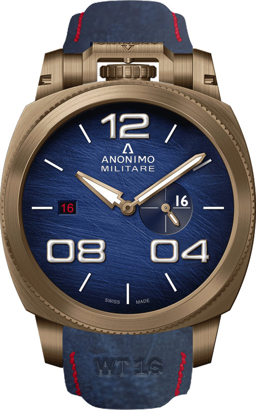 Anonimo Militare Unique Piece