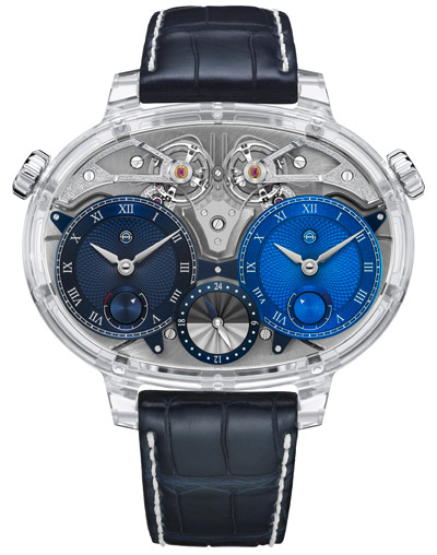 Full disclosure : Dual Time Resonance Sapphire