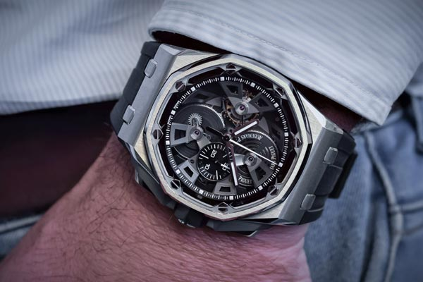 Royal Oak Offshore 25th anniversary models