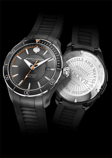 Baume & Mercier Wheels & Waves