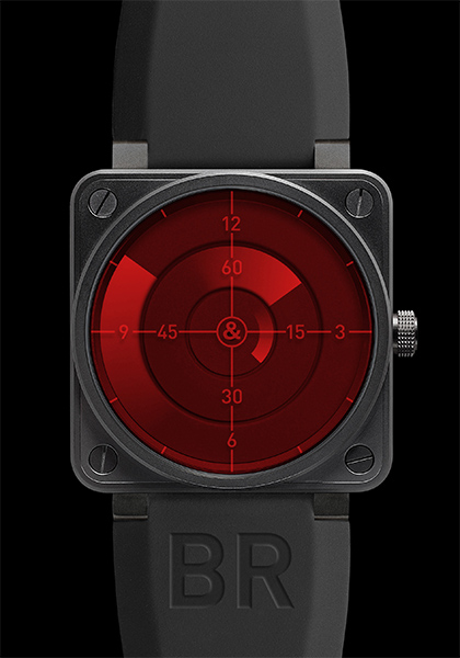Cast against type and the Bell & Ross BR 03-92 Diver
