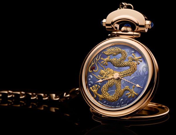 Amadéo Fleurier Chinese Dragon