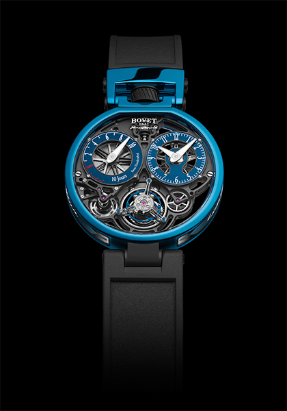 Daniil Medvedev & High-End Swiss Watchmaker announce their collaboration