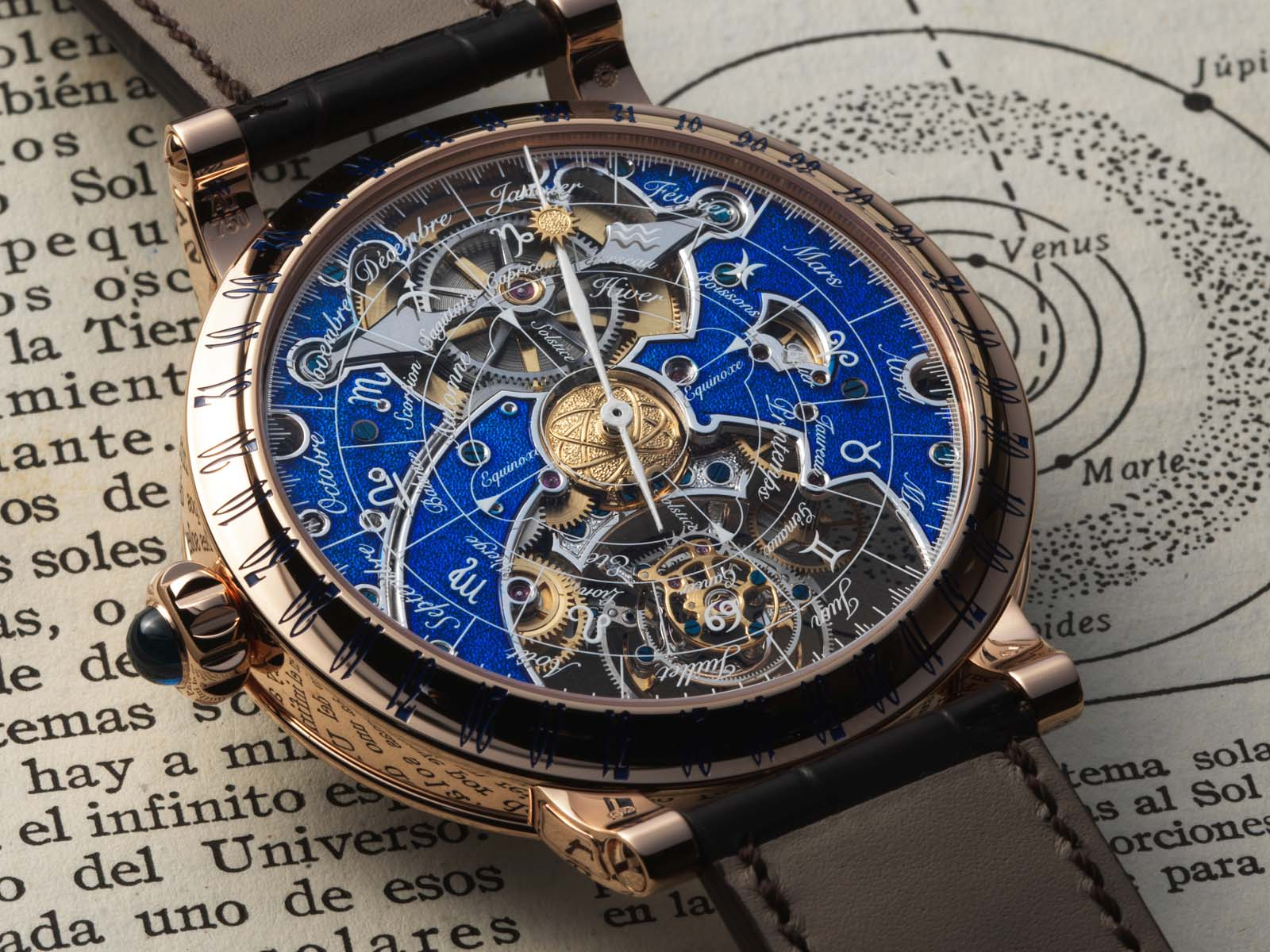 day men reserve edition other watch days gold watches tourbillon leather white bovet limited s power