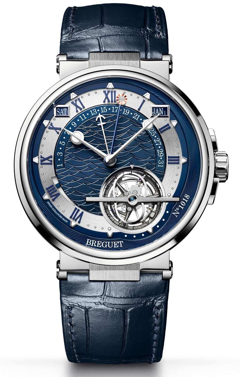 Breguet and the Marine