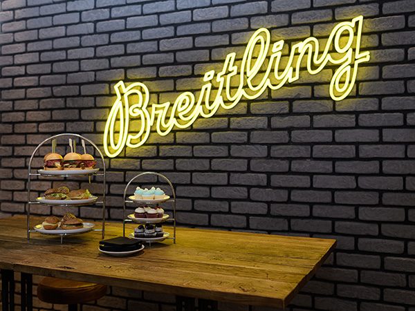 Breitling announces the opening of a new boutique in Jelmoli