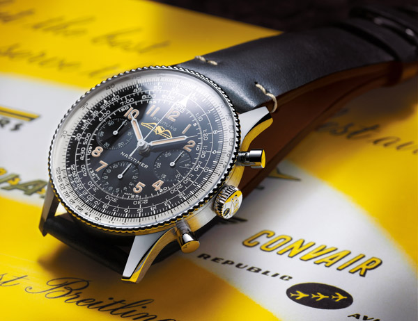 Georges Kern talks about Breitling's past and future
