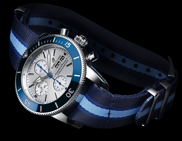 Superocean Héritage Ocean Conservancy Limited Edition