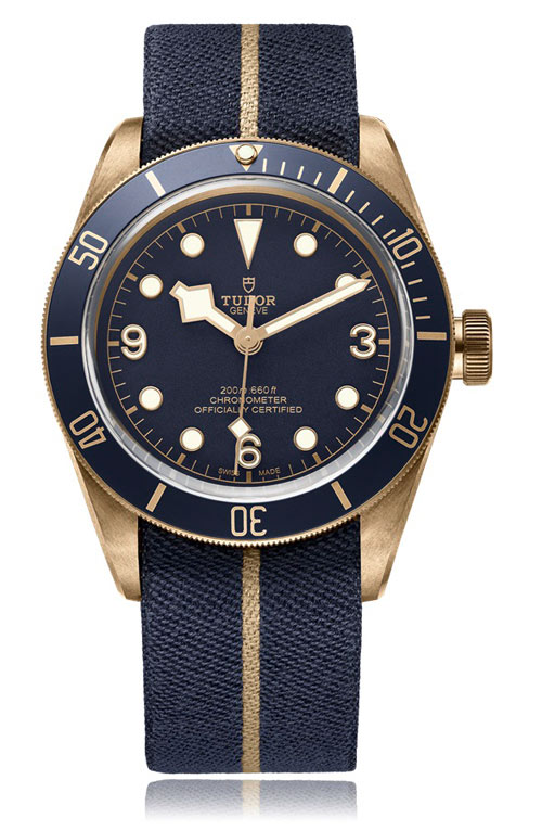 Les sportives de la collection Bucherer Blue Editions