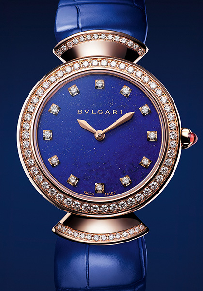 The new Mai Troppo Bulgari advertising campaign