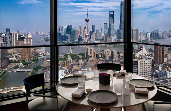 Opening of a Bulgari Hotel in Shanghai