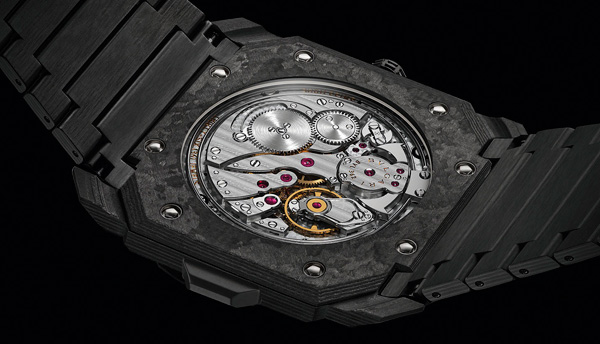 Octo Finissimo Minute Repeater Carbon