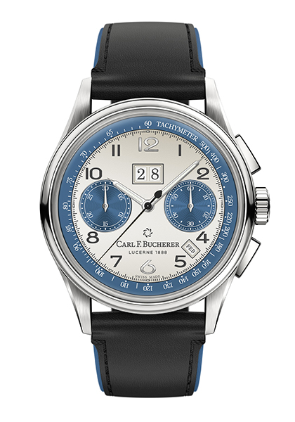 A family car that inspired the watchmakers of Carl F. Bucherer