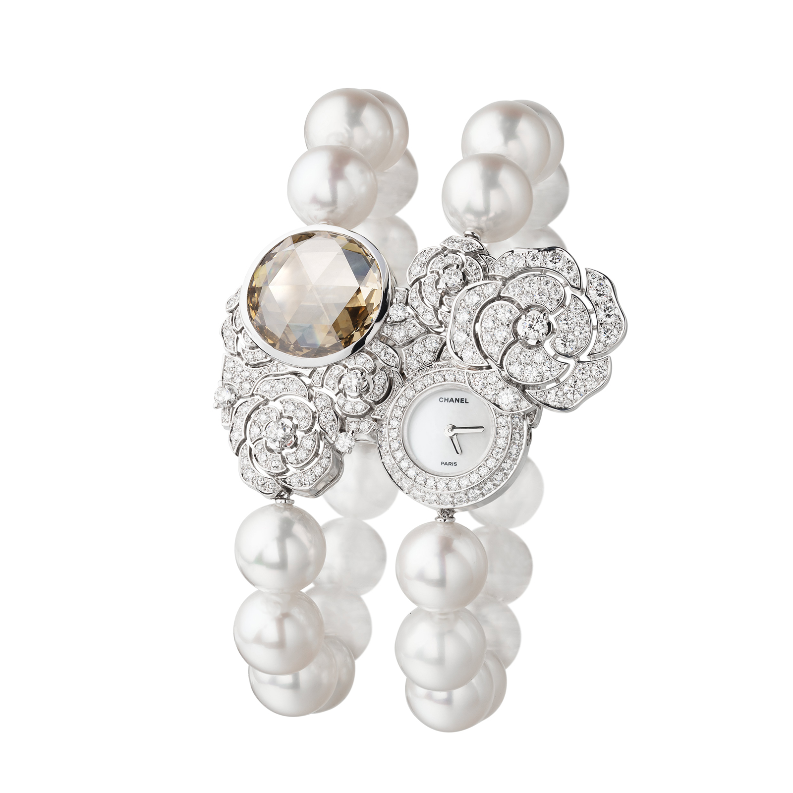 Coco Avant Chanel High Jewelry And Watch Collection