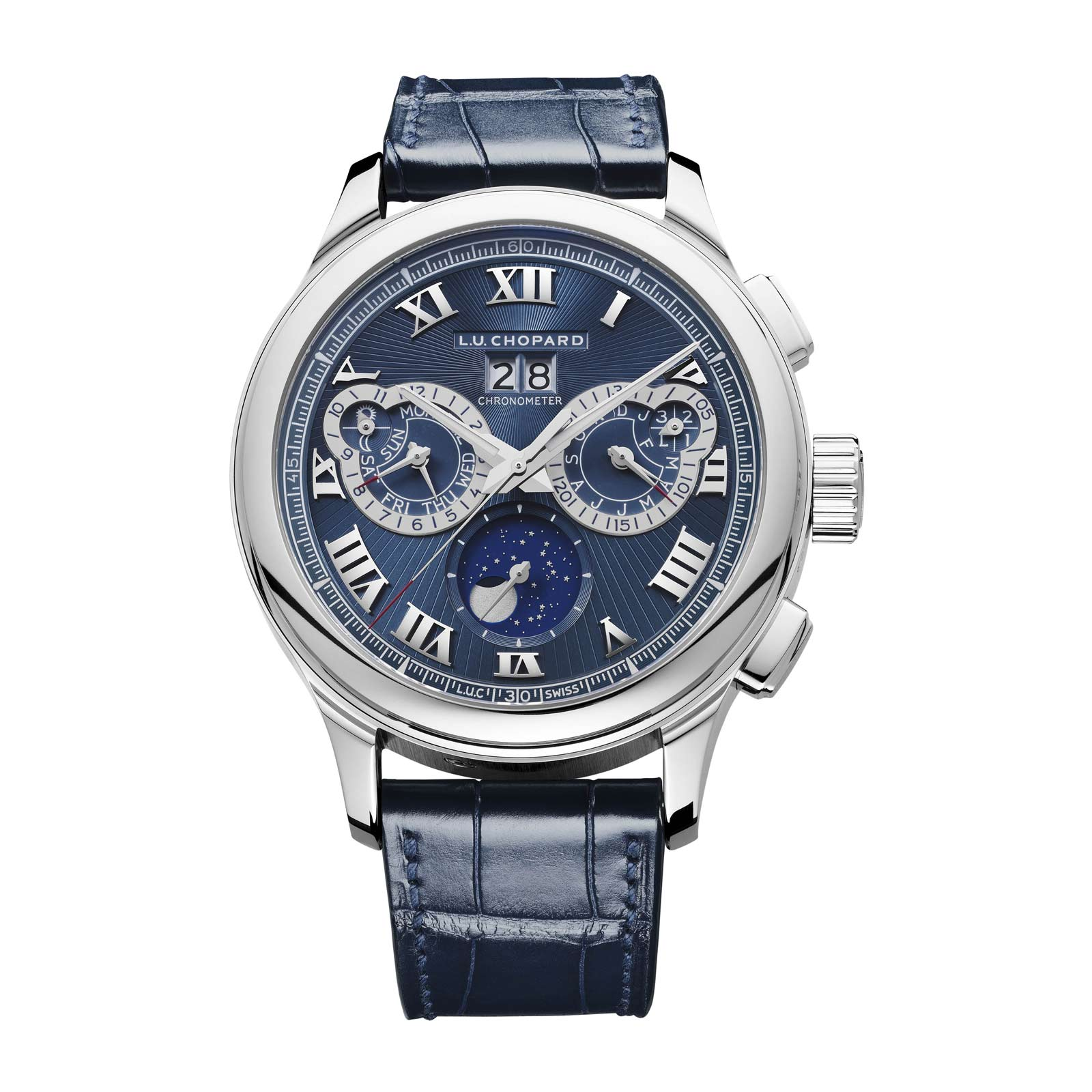 Chopard - L.U.C Perpetual Chrono awarded in Dubai