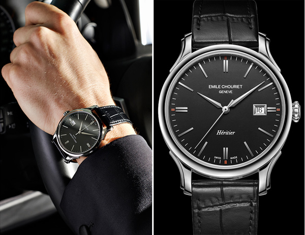 Historique Héritier collection: spearheading the brand