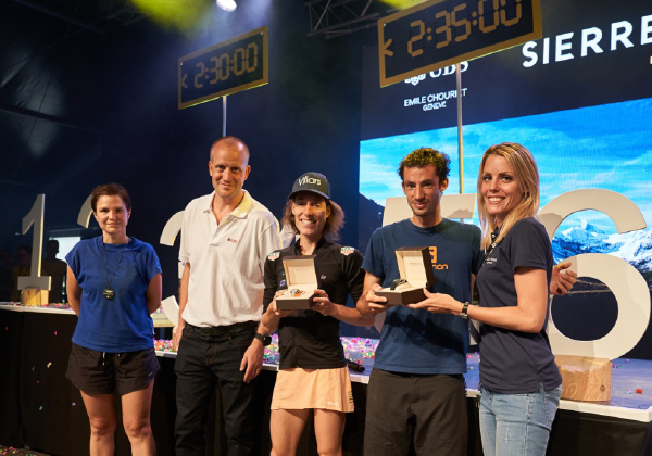 Successfull edition of Sierre-Zinal and congratulations to the 2019 winners