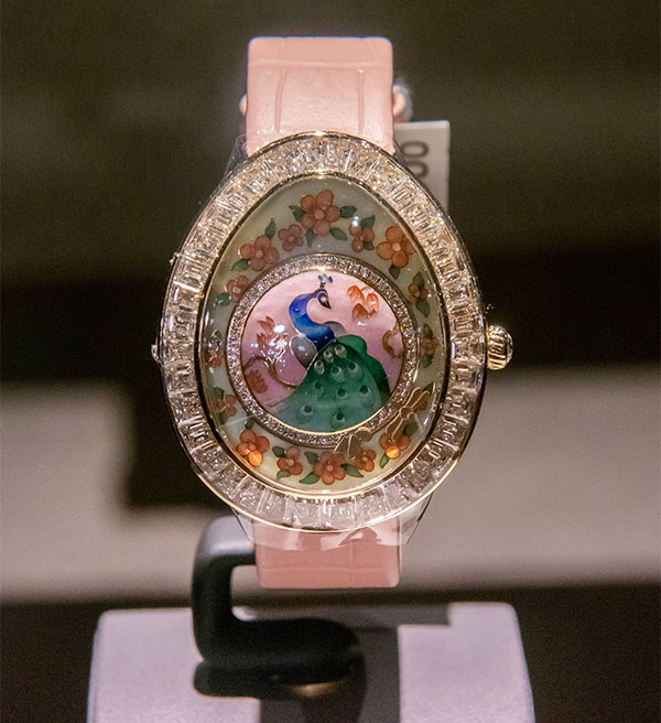 Luxury Watch & Fine Jewellery  Unveiled in Hong Kong