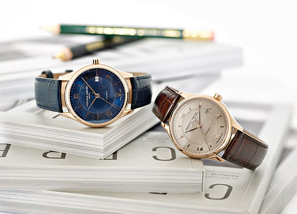 Classics Index Automatic and Heart Beat watches