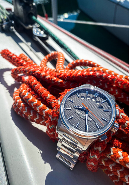 More than a sailing watch?