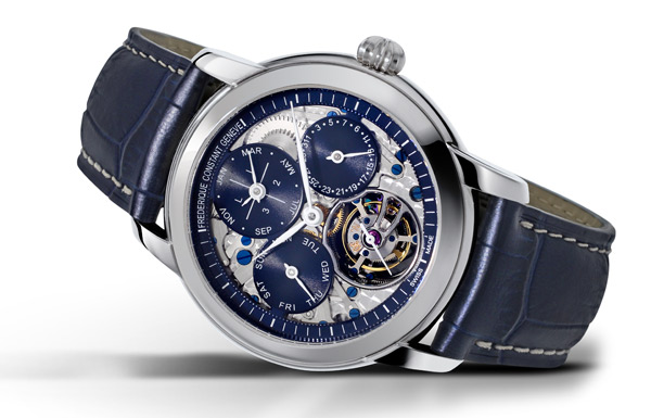 Top watch brands unveil new timepieces at CoutureTime Show