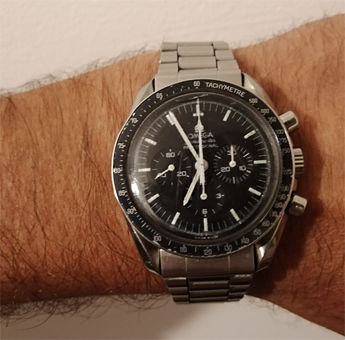 Interviews with Fine Watch Club Members  - David Grunder
