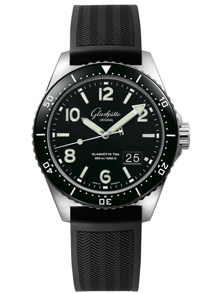 Glashütte Original and German offshore sailor announce partnership