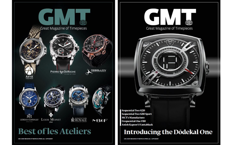 The Baselworld issue is out