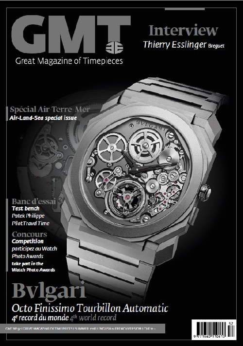 GMT Magazine Summer - Air-Land-Sea special issue
