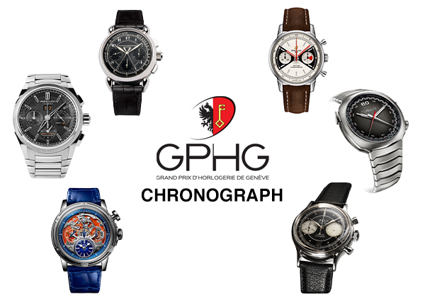 The Finalists of GPHG 2020