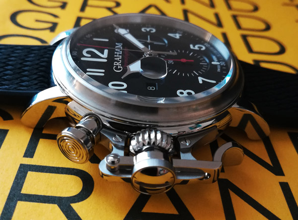 Chronofighter Grand Vintage Arabic Numerals