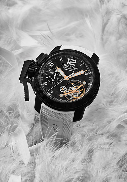 Birth announcement: Graham's first Chronofighter tourbillon