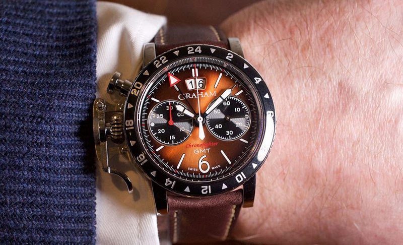 Chronofighter Vintage GMT
