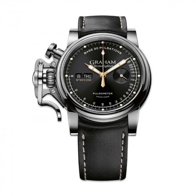 Win a Graham Chronofighter Vintage Pulsometer watch