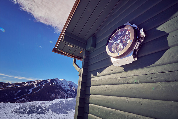Official Timekeeper of Aspen Snowmass ski resort