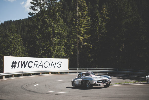 Arosa Classic Car 2019: belle performance d'IWC