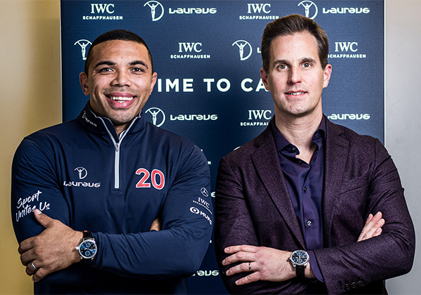 Celebration of the Laureus World Sports Awards' 20th anniversary