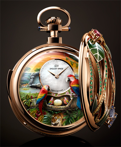 Jaquet Droz pulls out all the stops for its 280th birthday