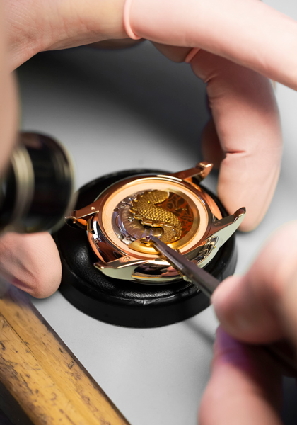 Inside the Incredible World of Jaquet-Droz