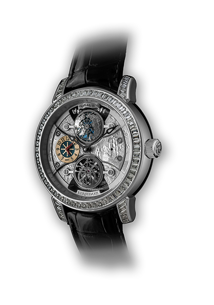 Two extraordinary new tourbillons from Kerbedanz