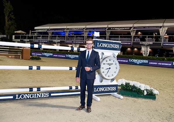 Longines FEI Jumping Nations CupTM Final