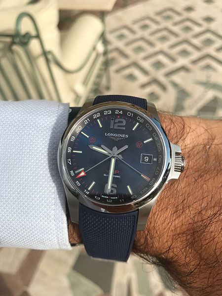 494d163f0a3 Longines - Newsflash from Longines - Trends and style - WorldTempus