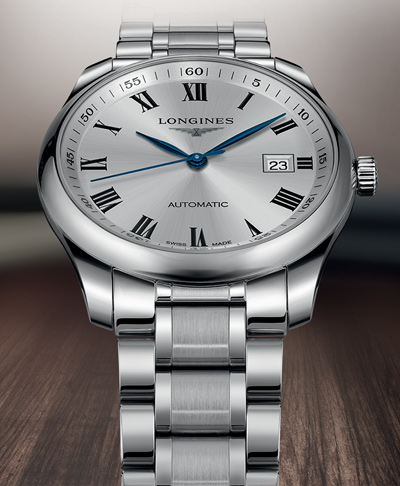 The Longines Master Collection-DFS Special Edition
