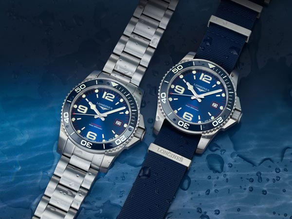 Longines HydroConquest US special edition