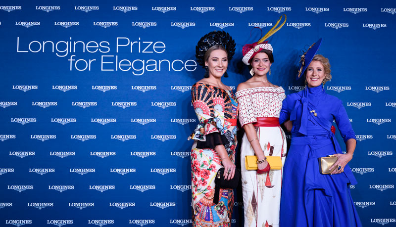 The Longines Queen Elizabeth Stakes
