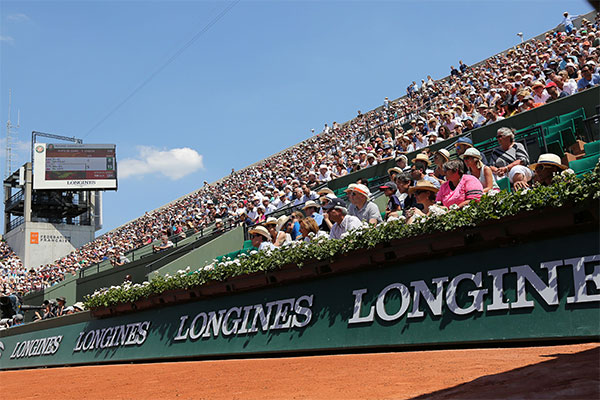 The final tournament supported by Longines