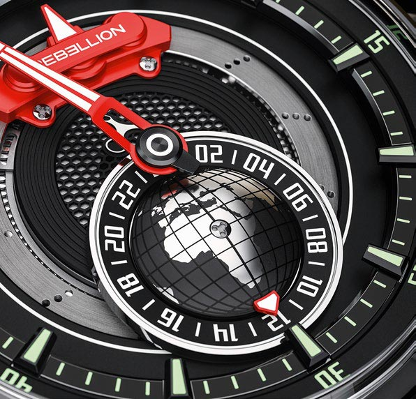 Watchmaking in pole position