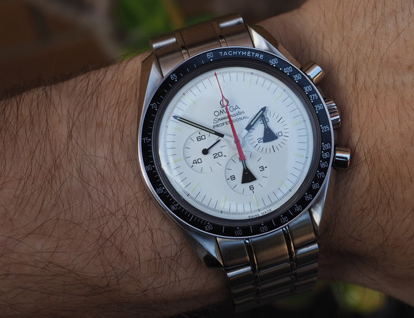 James Lim et ses Omega Speedmasters